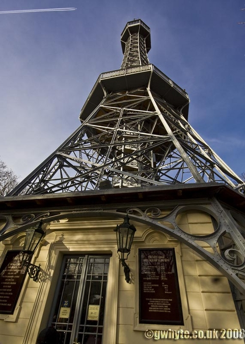Petřín Lookout Tower